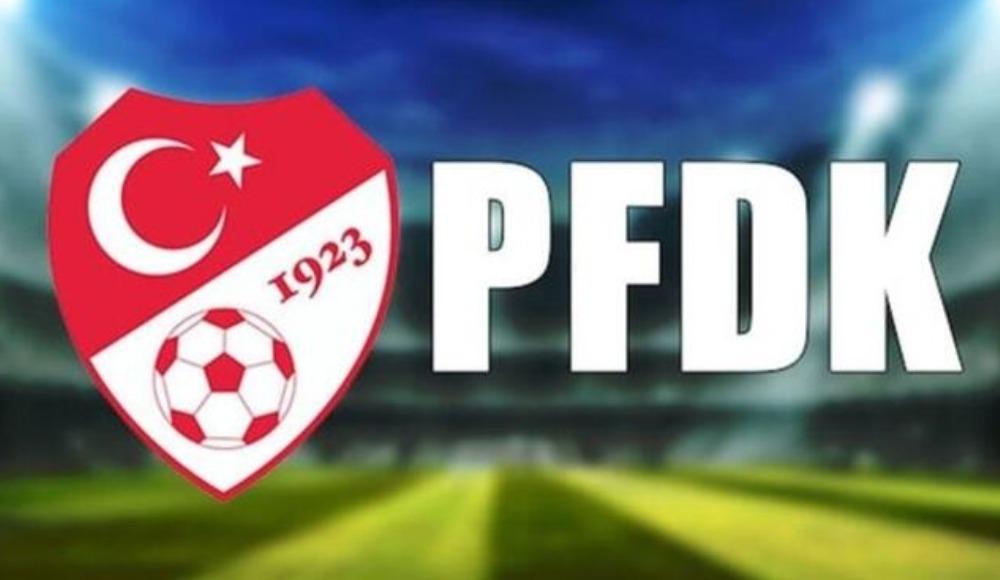 Üç TFF 1. Lig takımı PFDK'ya sevk edildi