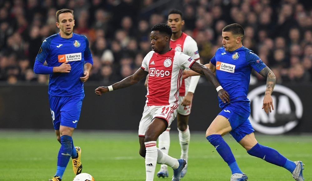 Ajax hüsran yaşadı