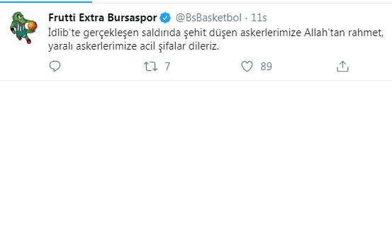 FRUTTİ EXTRA BURSASPOR