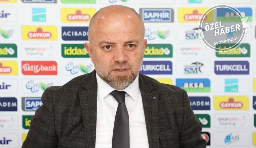 """Rizespor'dan açıklama: """"Zoru başarmak..."""""""