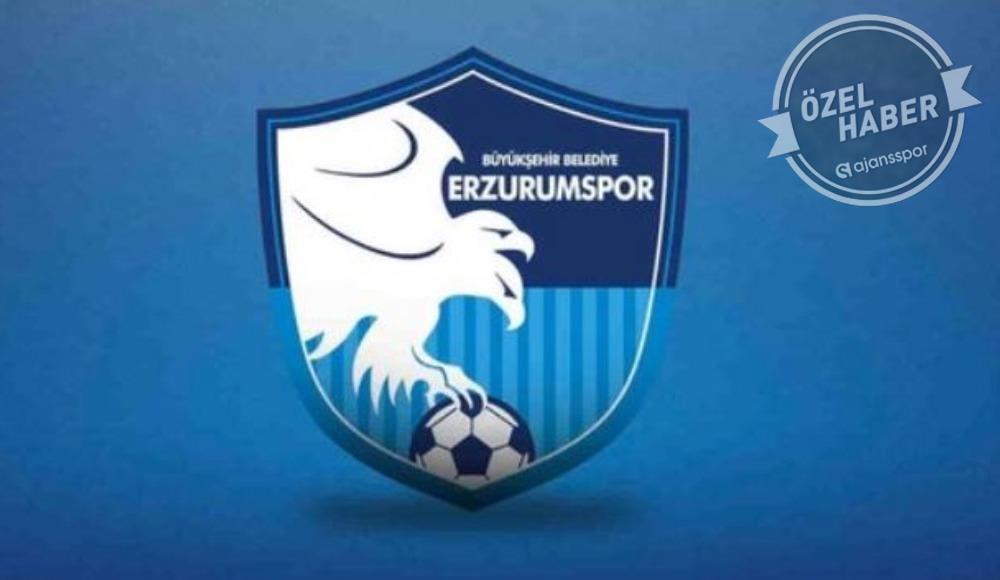Erzurumspor'da çifte transfer!