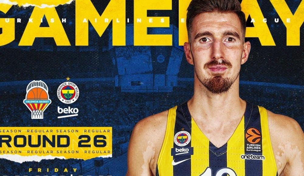Valencia - Fenerbahçe Beko (Canlı Skor)