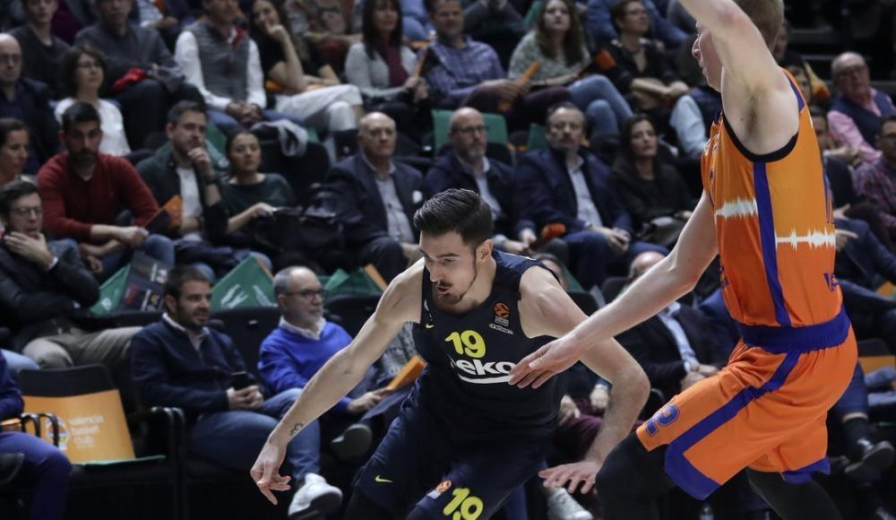 Fenerbahçe Beko, İspanya'da galip
