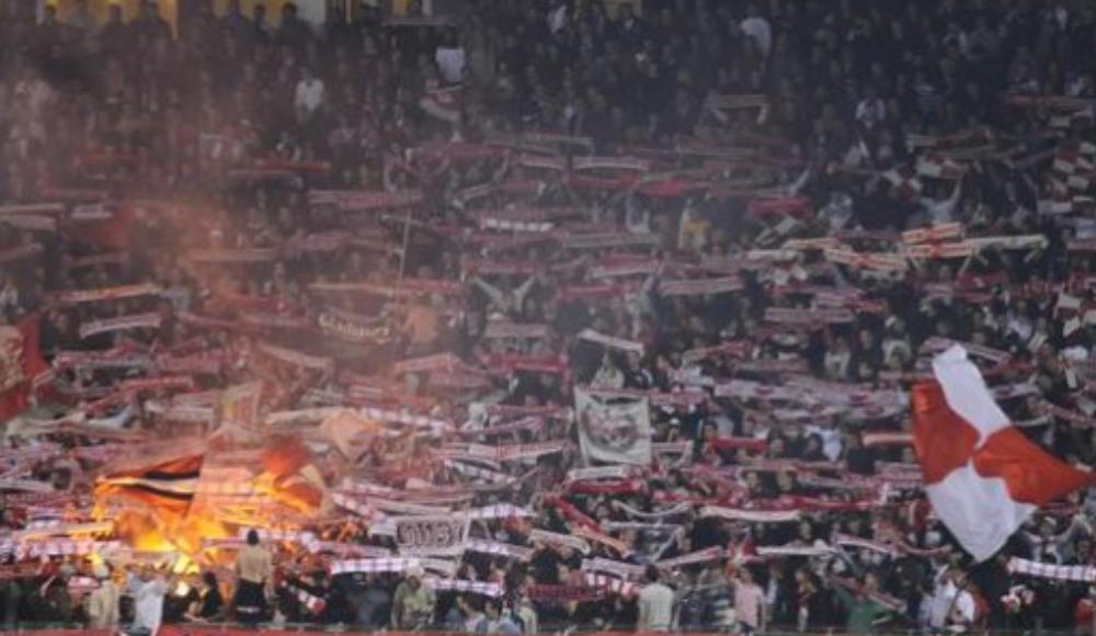 Fransa'da Nimes-Marsilya maçı sırasında bir kişi hayatını kaybetti