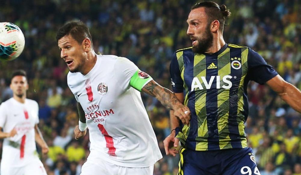 Antalyaspor - Fenerbahçe (Maç izle)