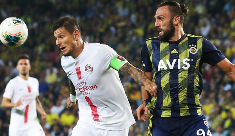 Antalyaspor - Fenerbahçe (Şifresiz seyret)
