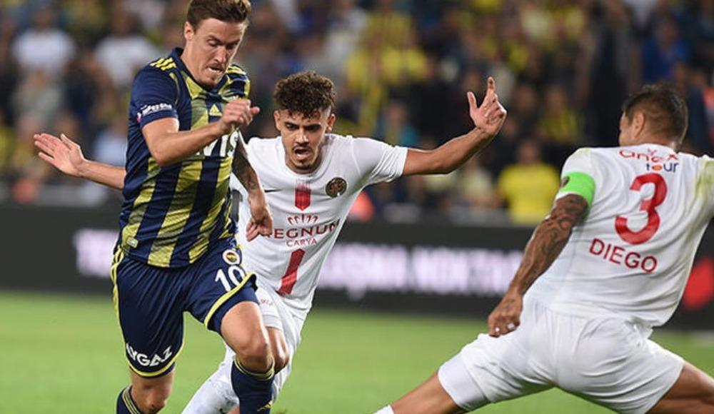 Antalyaspor - Fenerbahçe (Şifresiz izle)