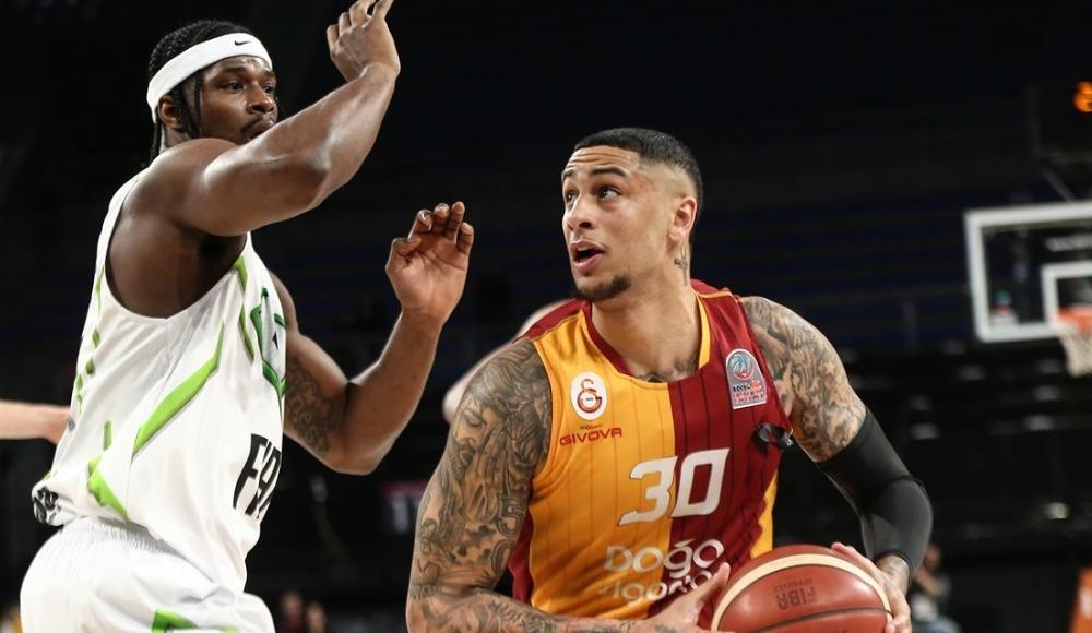 Galatasaray Doğa Sigorta'dan üst üste 3. galibiyet