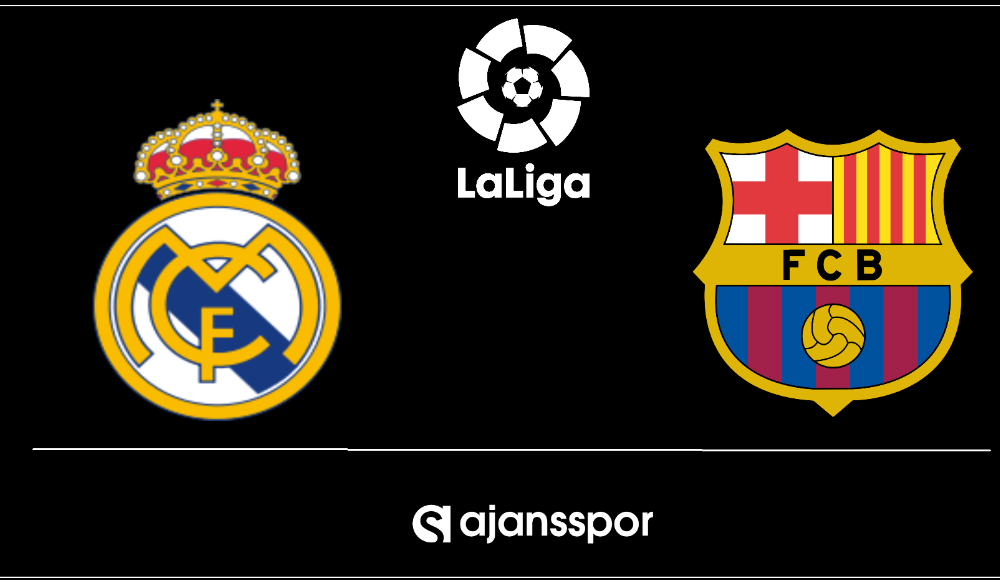 Real Madrid - Barcelona (Canlı Skor)