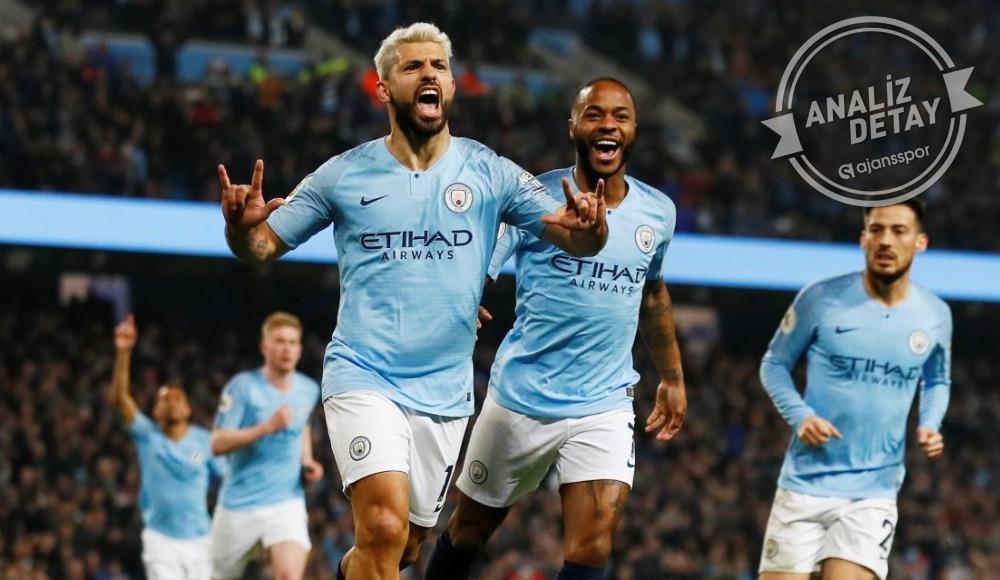 Seri bitti, Manchester City sevindi