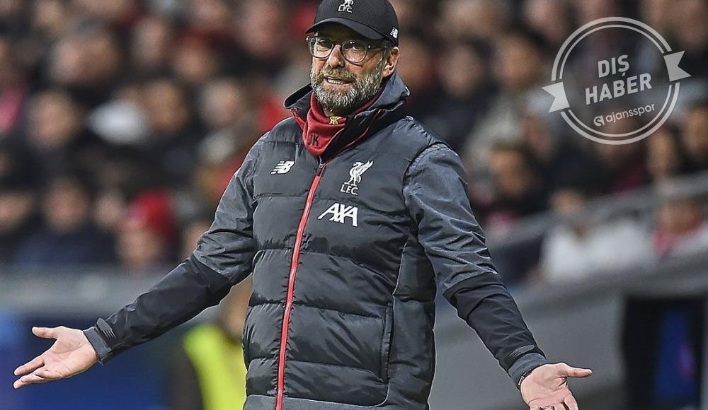 """Jürgen Klopp: """"Yeterince iyi değildik"""""""