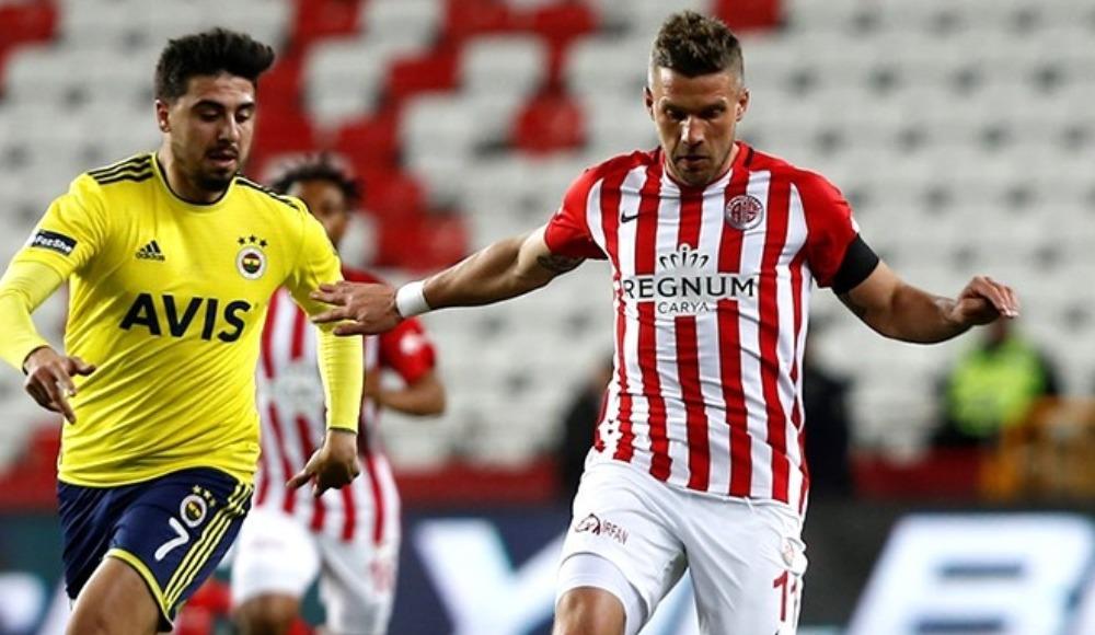 Lukas Podolski yufka açtı!