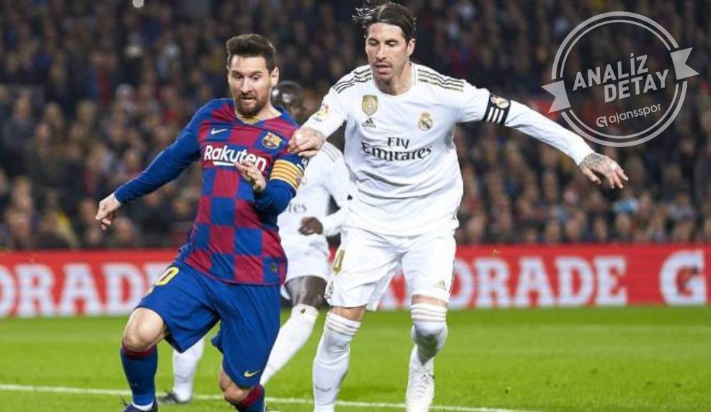 El Clasico'ya doğru! Real Madrid kazanmakta zorlanıyor...