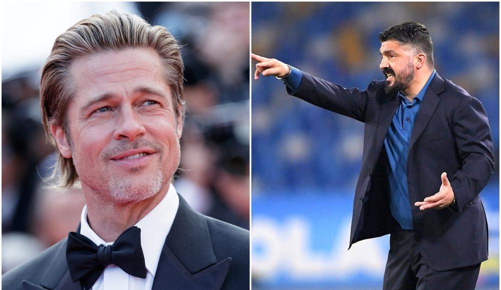 """""""Brad Pitt kadar yakışıklı ve benim kadar çirkin..."""""""
