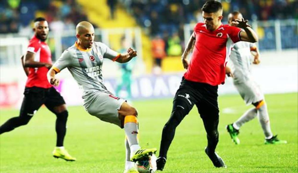 Galatasaray - Gençlerbirliği (Şifresiz izle)