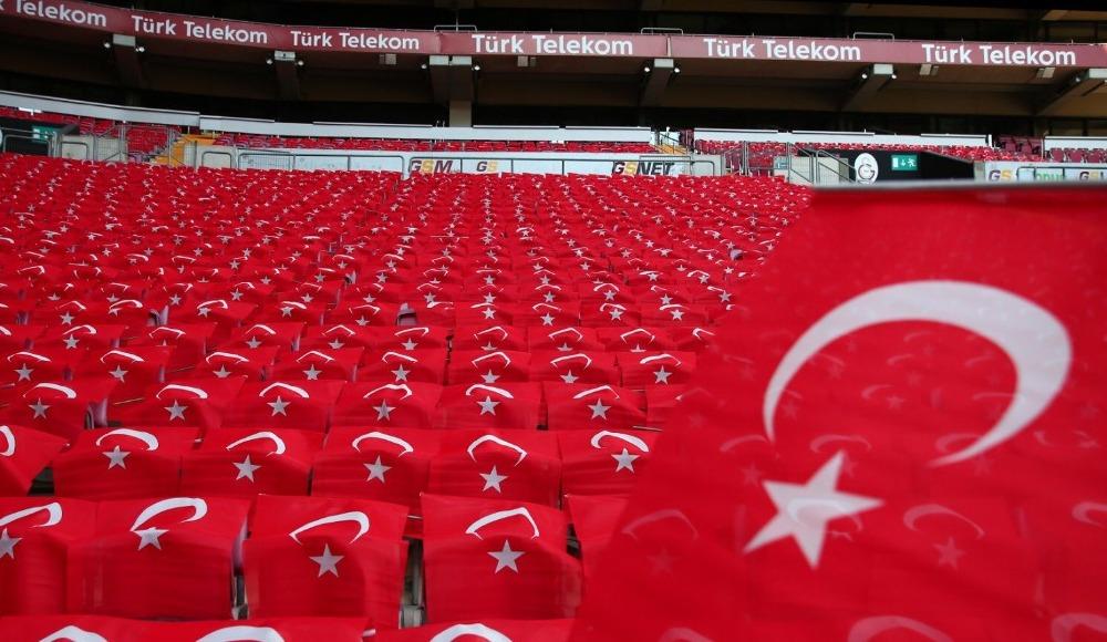 Türk Telekom Stadyumu'nda şehitler anılacak