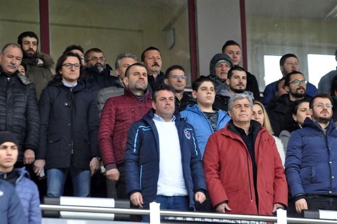 Hekimoğlu Trabzon FK sahasında kazandı