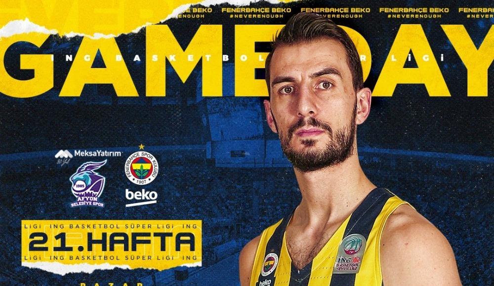 Afyon Belediyespor - Fenerbahçe Beko (Canlı Skor)