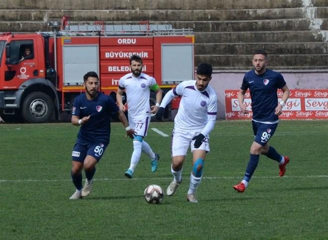52 Orduspor FK sahasında kayıp