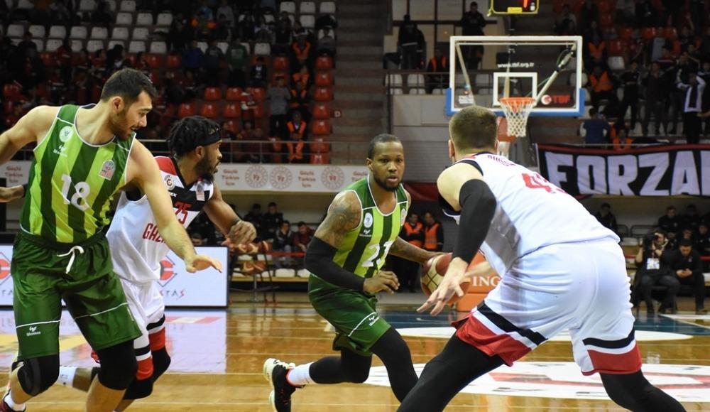 Gaziantep Basketbol sahasında rahat kazandı