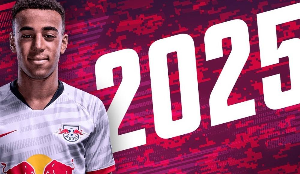 Leipzig, ABD'li Tyler Adams'ın sözleşmesini 2025'e kadar uzattı