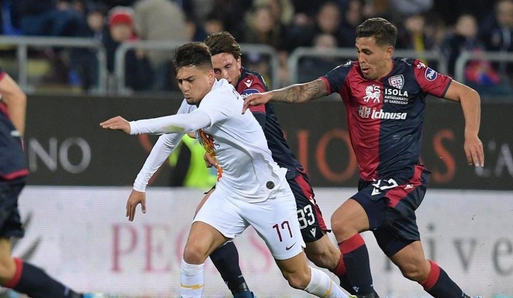 Cengiz Ünderli Roma, deplasmanda 4-3 kazandı