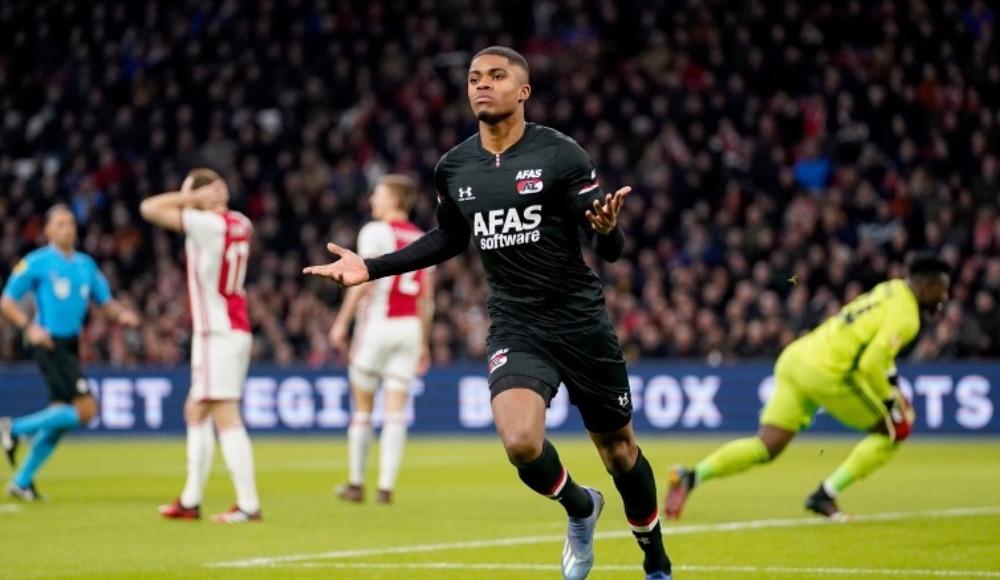 Ajax'ta kötü gidişat devam ediyor: 0-2