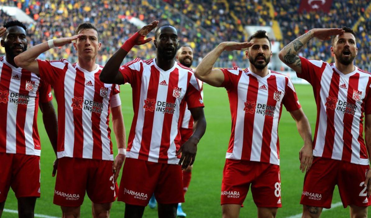Sivasspor ikinci yarıda bambaşka bir görüntü ortaya koydu