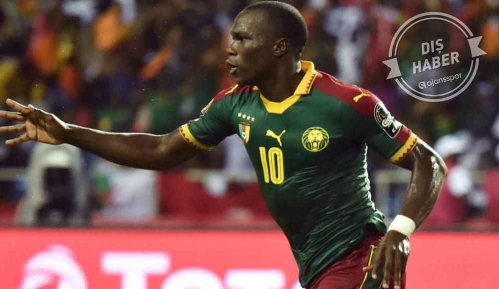 Kamerun kadrosu açıklandı! Aboubakar...
