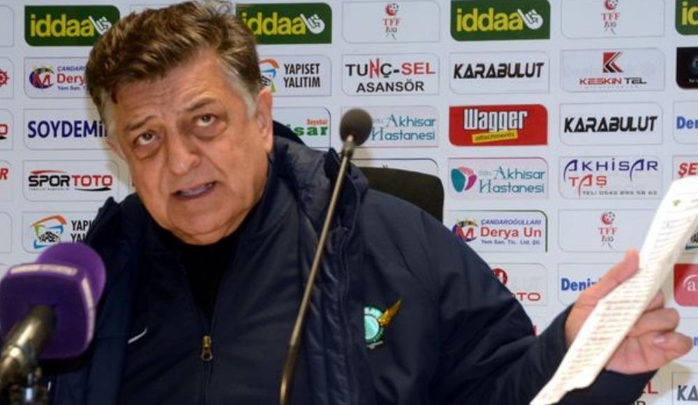 Yılmaz Vuran'dan Fenerbahçe maçı açıklaması
