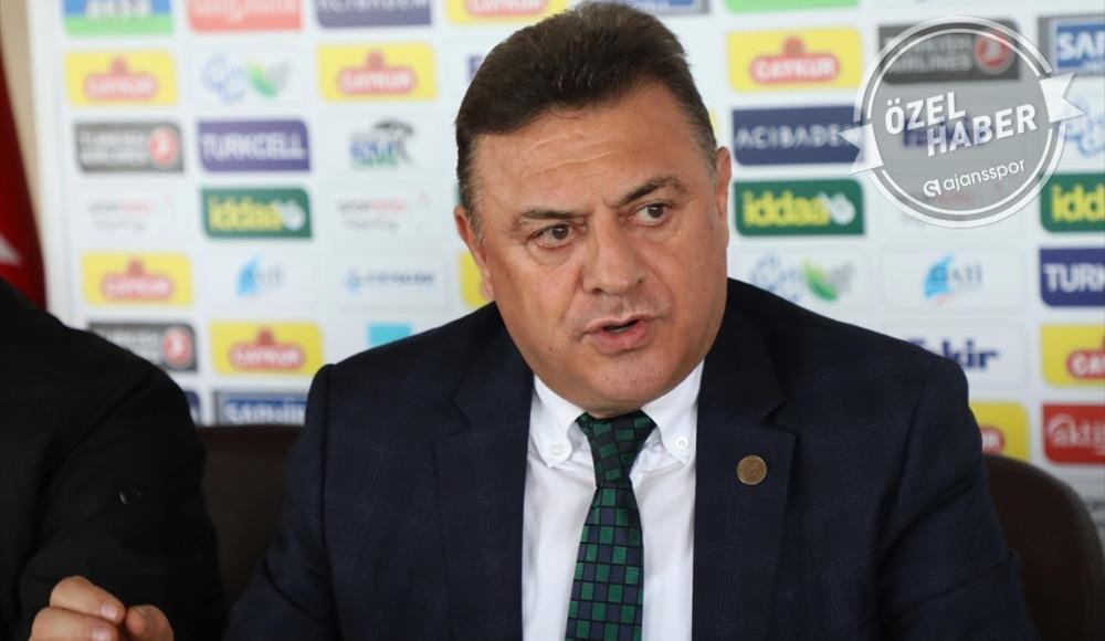 Hasan Kartal: 'Ünal Karaman ile yarın sözleşme imzalayacağız'