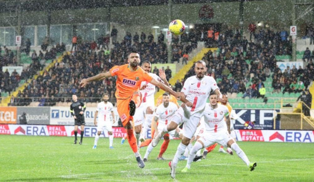 Antalyaspor - Alanyaspor (Canlı Skor)