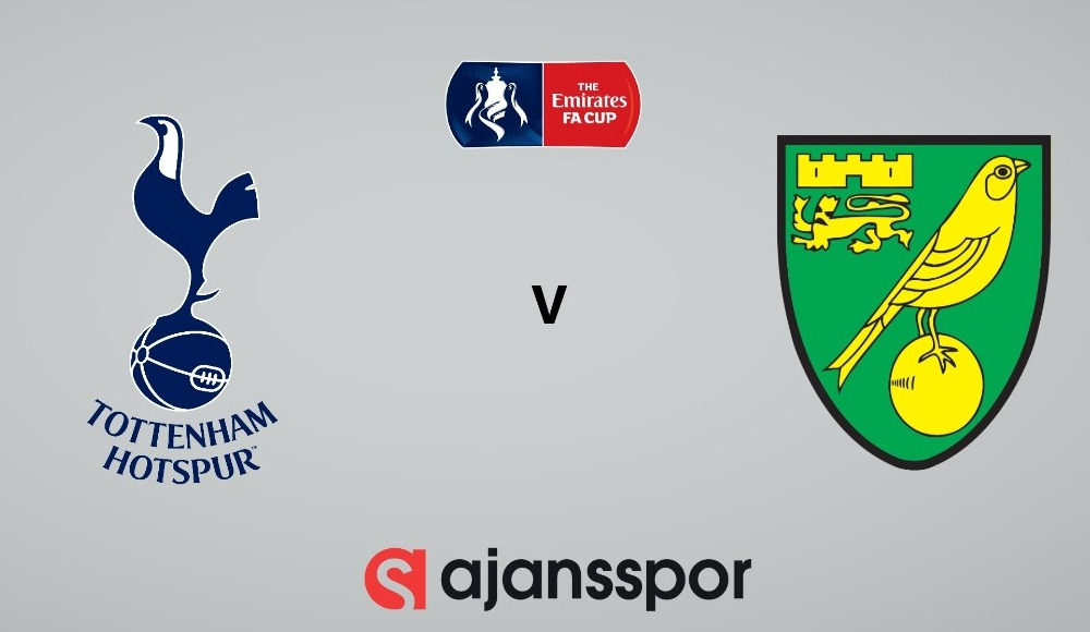 Tottenham - Norwich City (Canlı Skor)