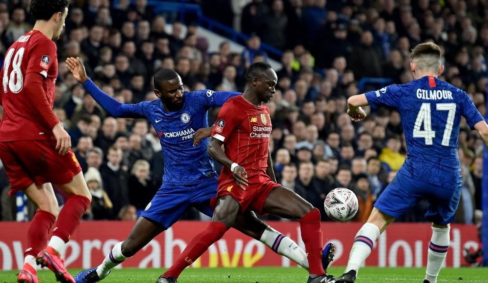 Liverpool kupada saf dışı oldu! Chelsea...
