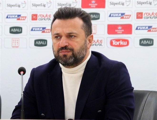 """Bülent Uygun: """"37 puan toplayan ligde kalacaktır"""""""
