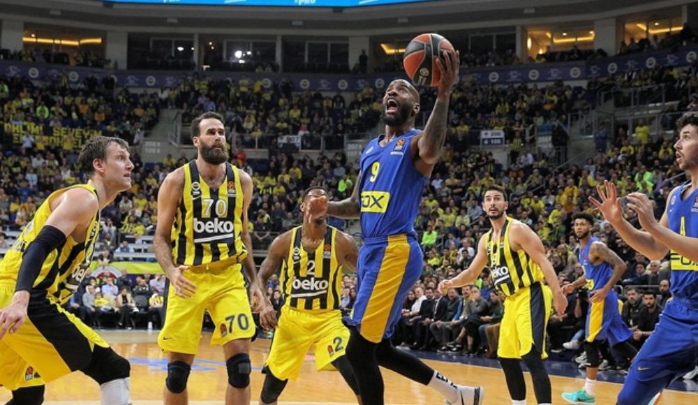 Fenerbahçe Beko'da iki oyuncu Kızılyıldız maçında yok