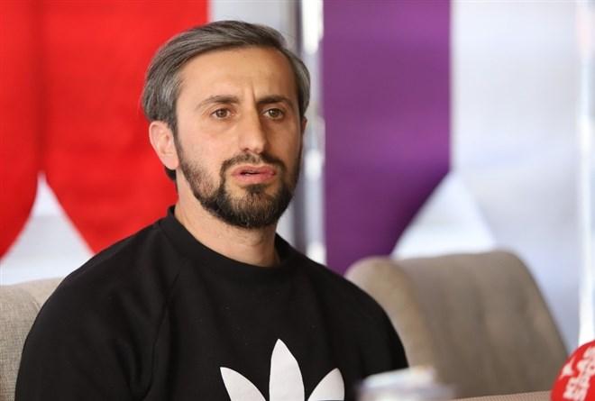 """Serkan Özbalta: """"Bu takım normal sezon bittiğinde play-off oynayacak"""""""