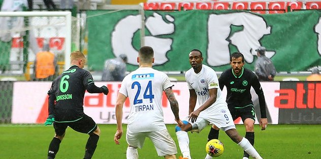 Konyaspor'un kader maçı