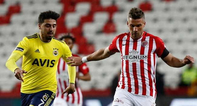 Antalyaspor'da Podoski farkı!