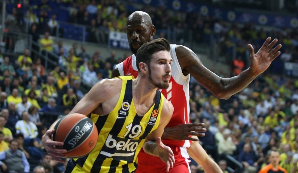 Fenerbahçe'den Play-off hamlesi