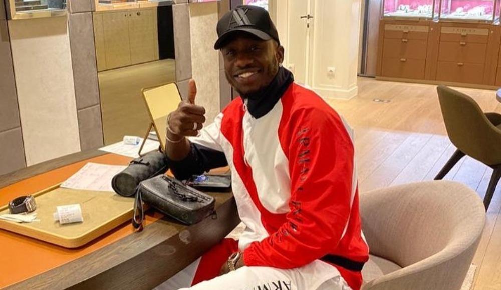 """Mbaye Diagne: """"Asla gülüşünüzü kaybetmeyin"""""""