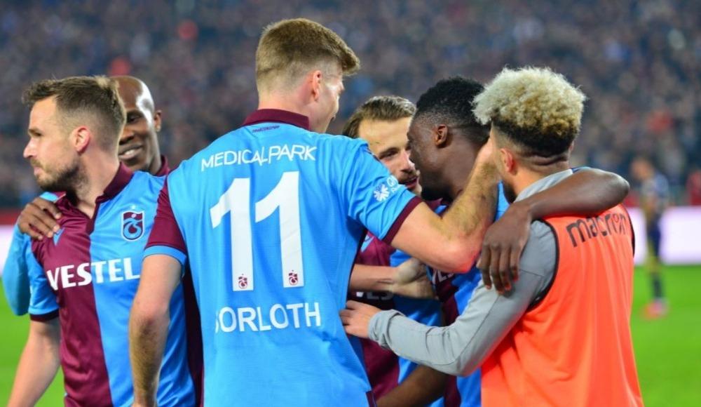 Küme düşme yoksa, şampiyon da Trabzon'dur