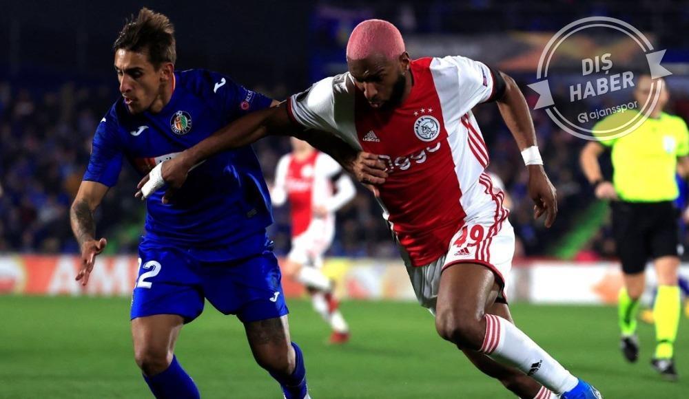 Ryan Babel'in takımı Ajax dibe vurdu!