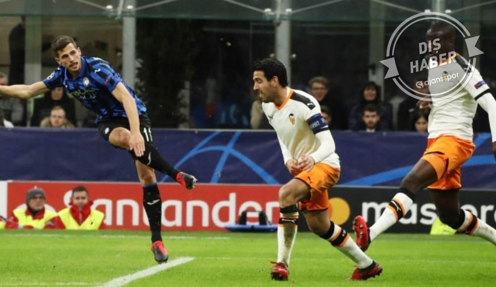 Valencia - Atalanta maçı hakkında karar verildi