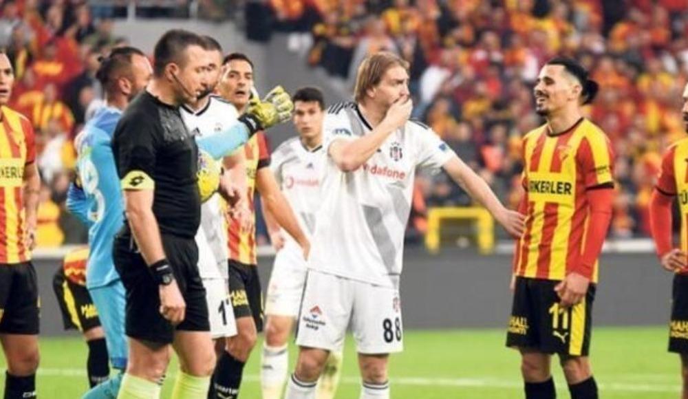 İşte  Beşiktaş'ın Göztepe maçı tekrar isteğine IFAB'ın verdiği cevap!