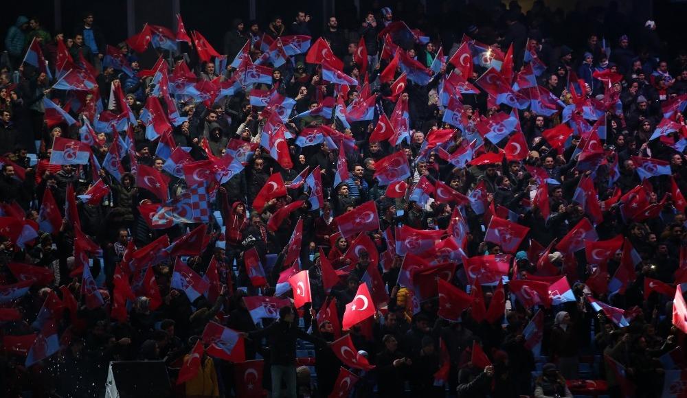 Trabzonspor'dan büyük sürpriz! Seyirci sayısında...