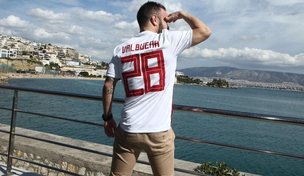 Olympiakos resmen açıkladı! Valbuena...
