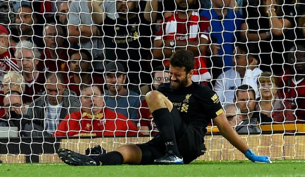 Liverpool'a büyük şok...