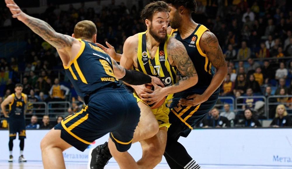 Fenerbahçe Beko Rusya'da kayıp