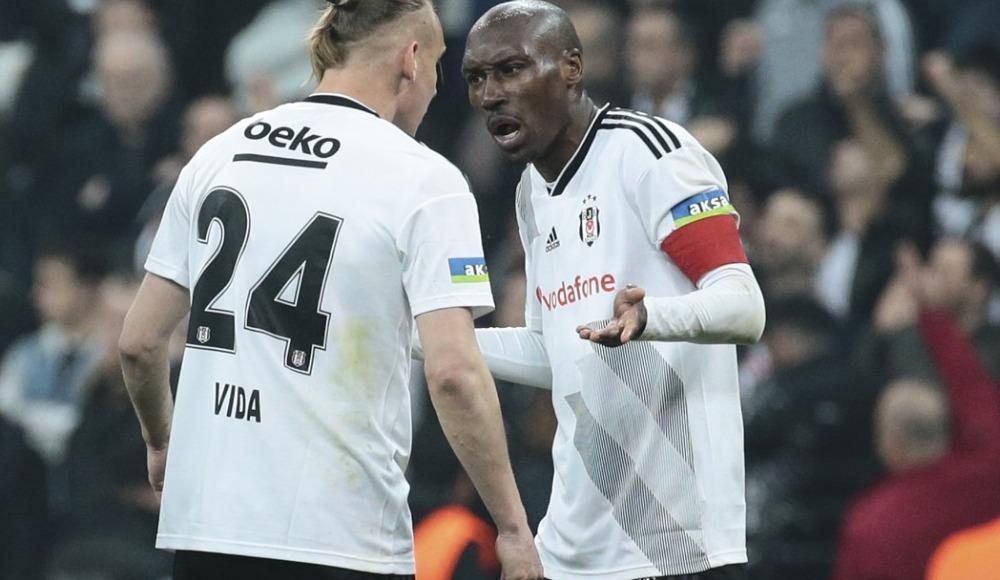Vida ve Atiba maç sonu tartıştı